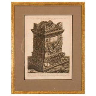Copper Plate Engravings by Giovanni Battista Piranesi
