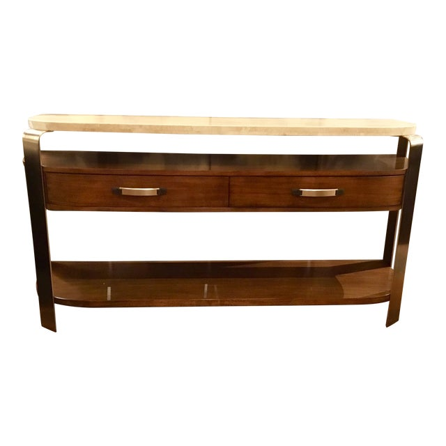 Drexel Heritage Orme Console - Image 1 of 8