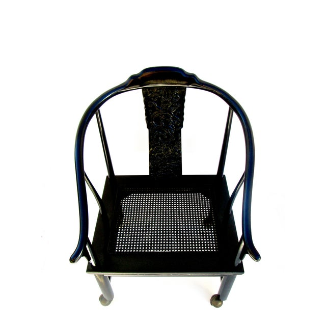 James Mont Style Ming Chair - Image 4 of 7