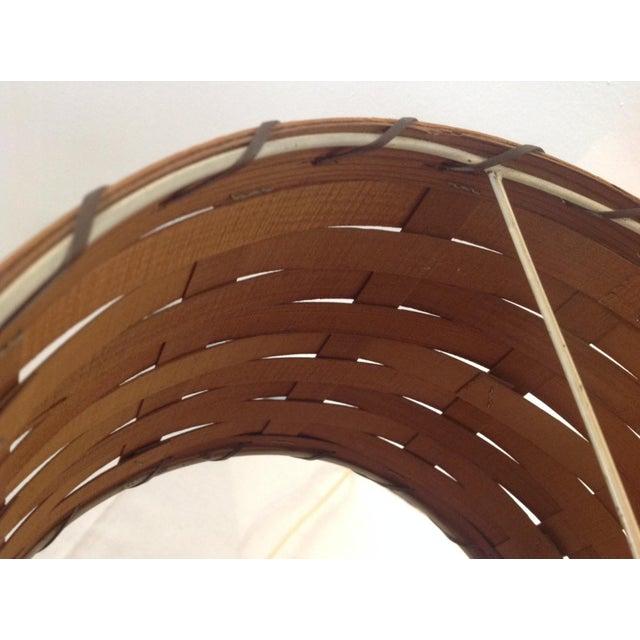 Vintage Cypress Knee Driftwood Table Lamp - Image 7 of 10