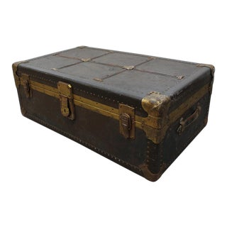 Vintage, Boho style trunk / coffee table
