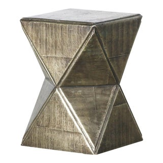 Formes Metal Accent Table