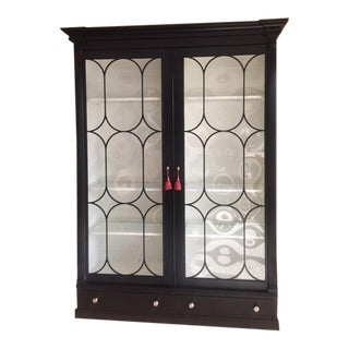 Ralph Lauren Bel Air China Cabinet