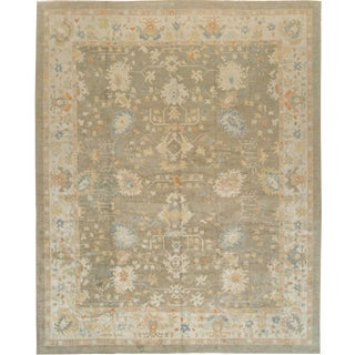 "Apadana Turkish Oushak Rug - 13'7"" x 16'9"""