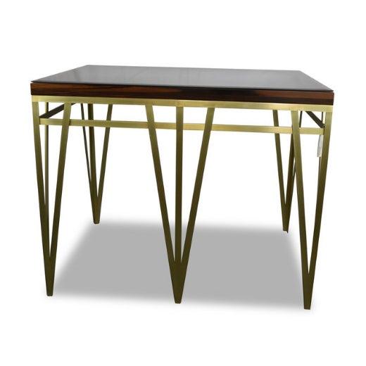 Solid Macassar Top Desk - Image 3 of 3