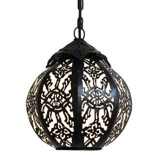 Metal Work X Small Globe Lantern