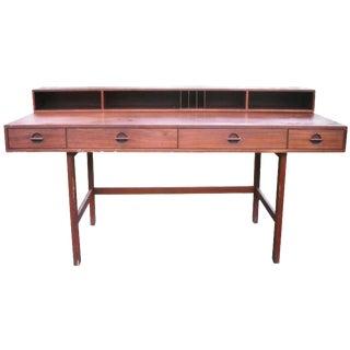 Lovig Nielsen for Dansk Danish Modern Desk