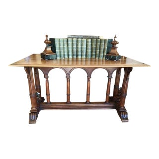French Gothic Table
