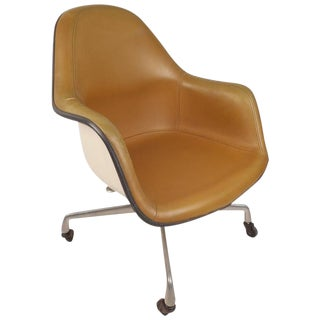 Mid-Century Modern Herman Miller Shell Desk Chair