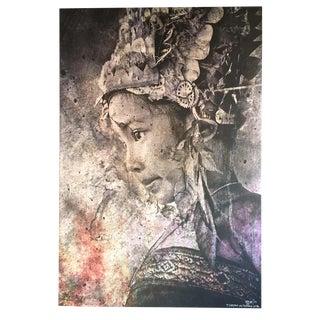 """""""Rejang Dancer 09"""" Original Composition by Tjandra Hutama K."""