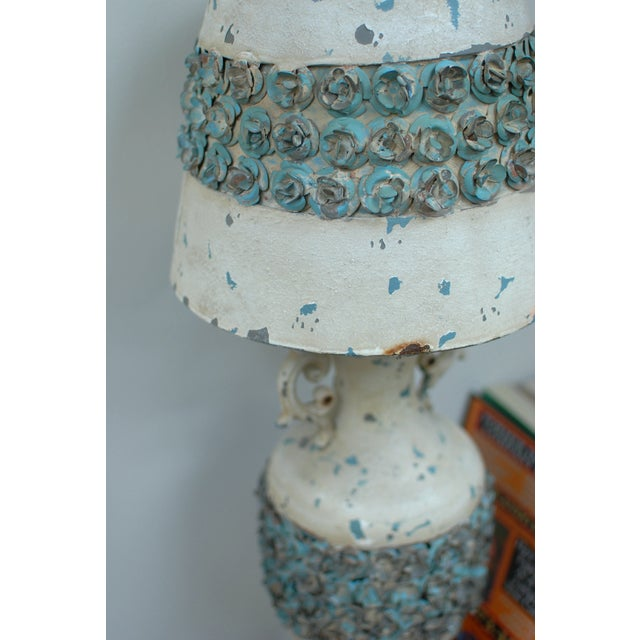 Metal Nostalgia Rose Base Lamp - Image 5 of 5