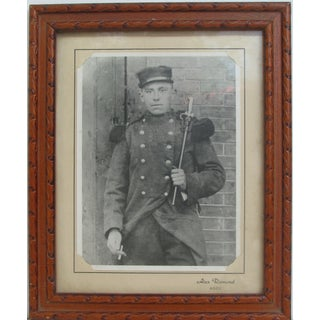 19th-C. French Soldier Photography