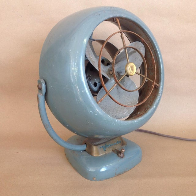 Vintage Vornado Electric Industrial Fan - Image 3 of 8