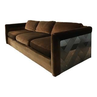 1970s Paul Evans Cityscape Sofa