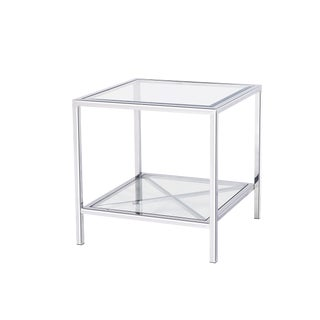 Blink Home Silver End Table