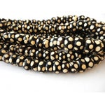 Image of Currency Bone Trade Beads - S/5