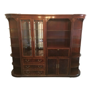 Drexel Heritage Wall Unit