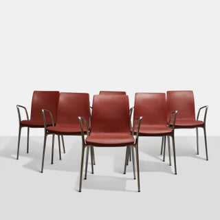 Jorge Pensi, Set of Six Gorka Chairs for Akaba