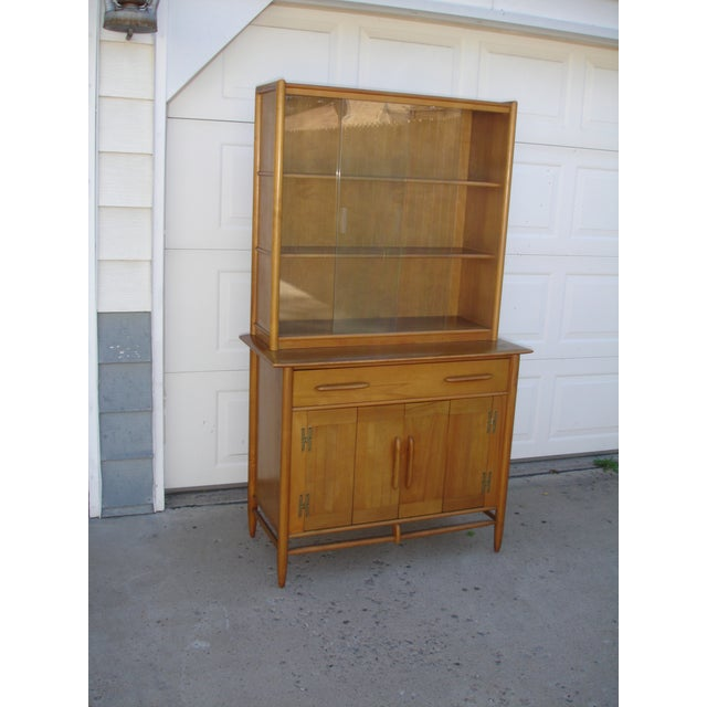 Cushman Contemporary Hutch /Sideboard - Image 2 of 8