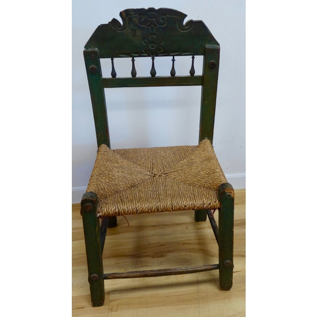 Image of Spanish Colonial Chair