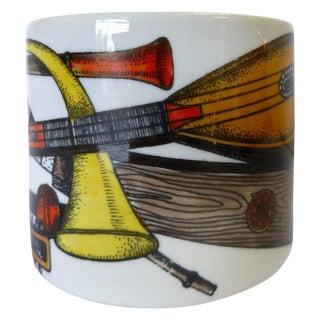 Porcelain Fornasetti Strumenti Musicali Holder