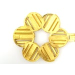 Image of 1960s Trifari Bakelite Daisy Pendant Necklace
