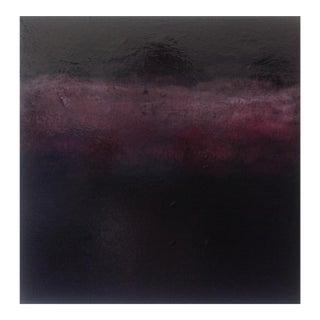 """Dark Rose"" Painting"