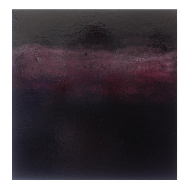 "Image of ""Dark Rose"" Painting"