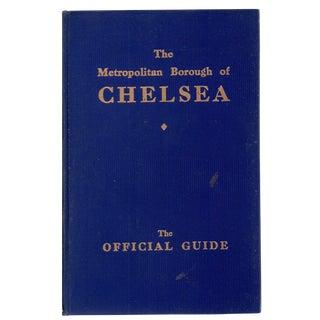 """Metropolitan Borough of Chelsea"" 1930s Book"