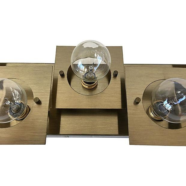 Geometric Wall Lamp - Image 3 of 8