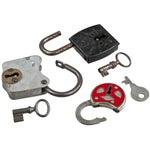 Image of Vintage Padlocks - Set of 3