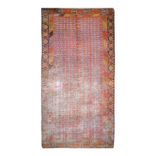 Antique Khotan Rug - 6' x 11'4″