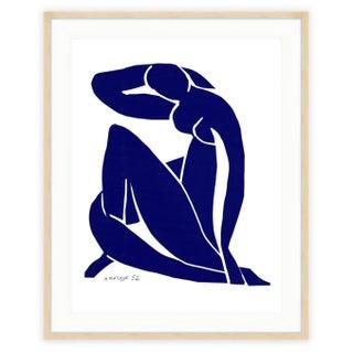 Matisse Nude Framed Print