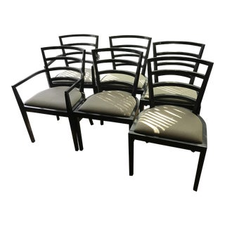 Knoll DeArmas Dining Chairs - Set of 6