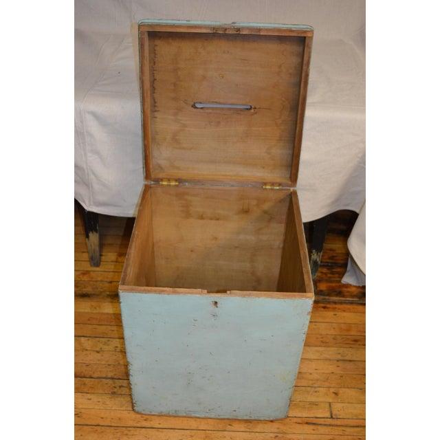 Ballot Box of Wood - Image 8 of 8