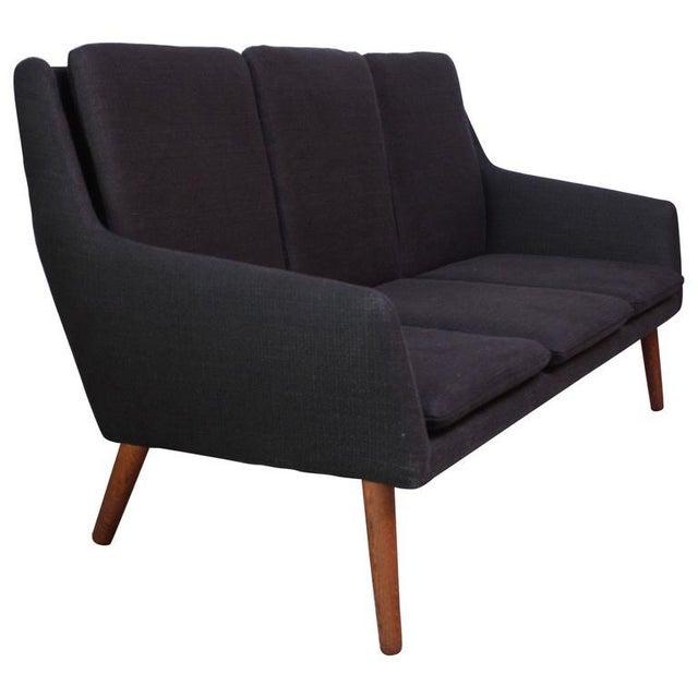 Danish Modern Sofa by Erik Ostermann and H. Høpner Petersen - Image 3 of 9