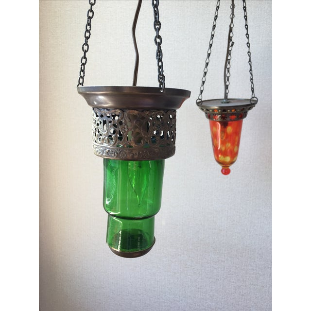 3-Light Turkish Pendant - Image 5 of 6