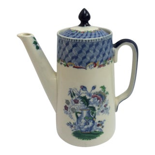 Spode Masons Portland Vase Pattern Tea Pot