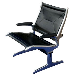Herman Miller Eames Airport Sling Seating Lounge Chair