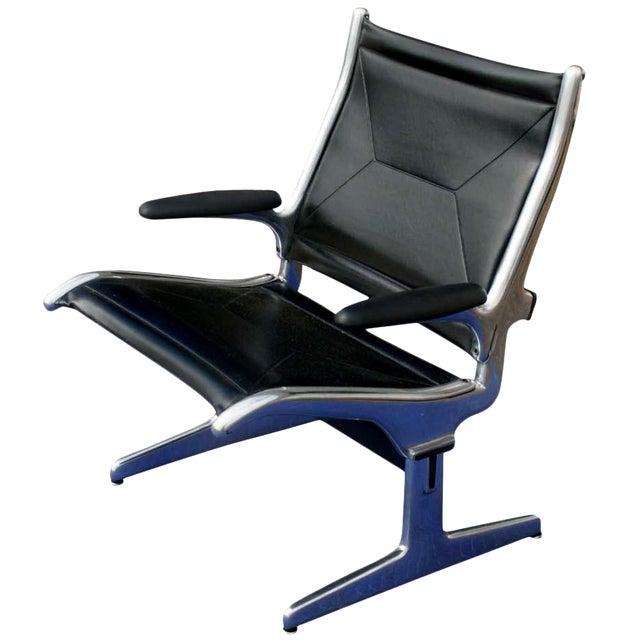 Herman Miller Eames Airport Sling Seating Lounge Chair | Chairish