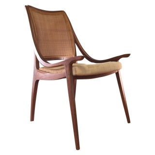 Richard Thompson Cane Back Chair