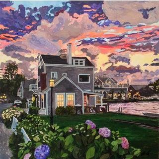 Josh Moulton Nantucket Series #4 Giclee Print