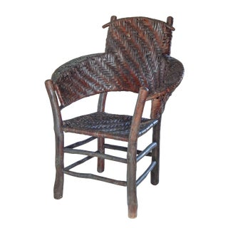Old Hickory Armchair