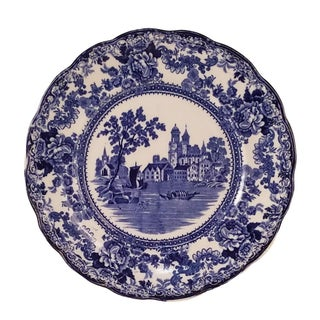 English Colonial Pottery Plate