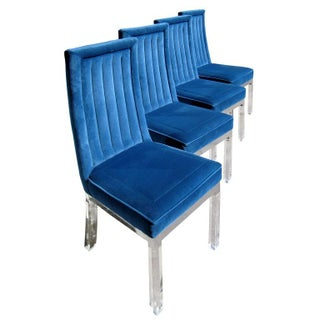 Charles Hollis Jones Chairs - Set of 4