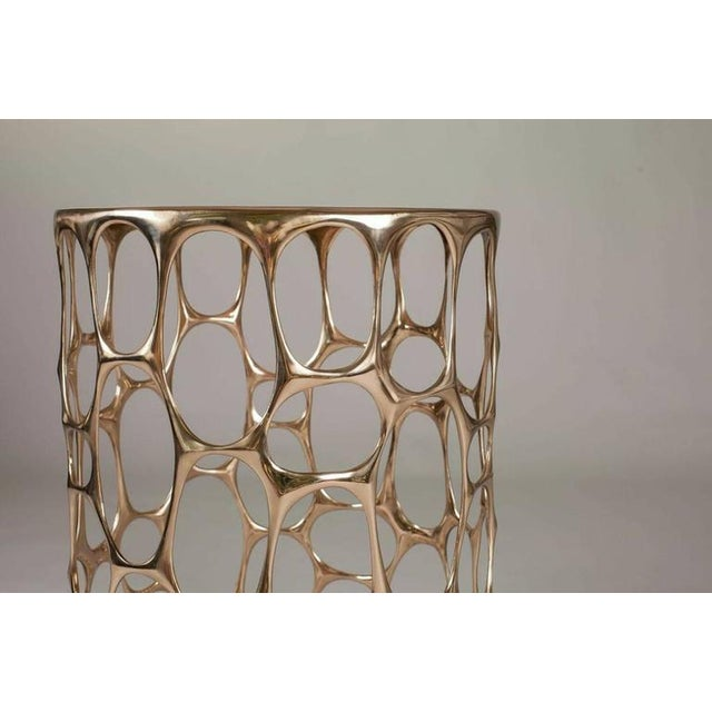 "Image of ""Homage to Gaudi"" Side Table by Nick King"