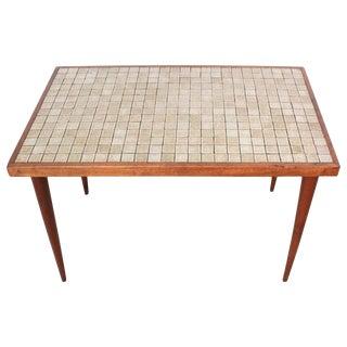 Martz for Marshall Studios Tile-Top Table