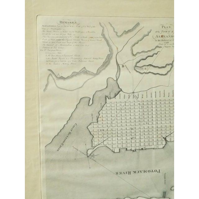 1944 Alexandria, Virginia Town Plan - Image 3 of 7