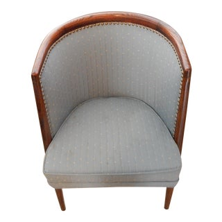 Harold Schwartz Dining Tub Head Side Chair Romweber