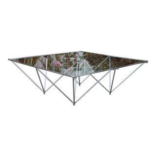 Paolo Piva Pyramidal Coffee Table